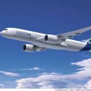 Berlin gèle un prêt pour l'Airbus A 350