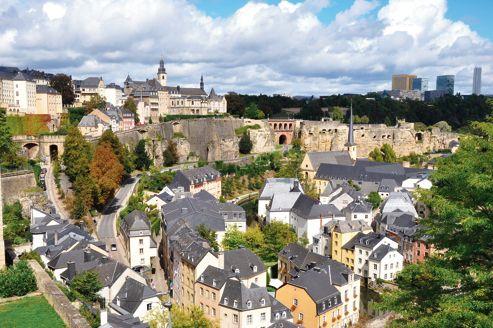 Rendez-vous à Luxembourg, en plein coeur de l'UE