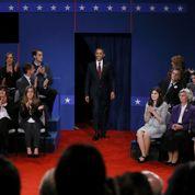 Obama sort vainqueur du deuxième débat