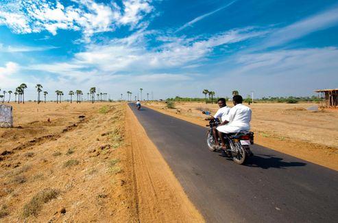 Dans le Tamil Nadu, la déforestation massive a conduit à l'épuisement des sols, appauvrissant la communauté rurale.