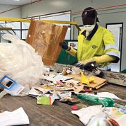 Le recyclage des emballages à la hausse