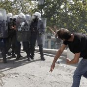 Un mort à Athènes lors des manifestations