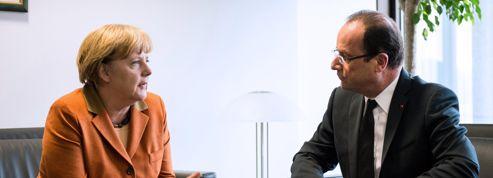 Sommet européen: le mot qui fâche Merkel et Hollande