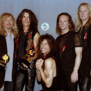 Aerosmith, l'album afuité sur la Toile
