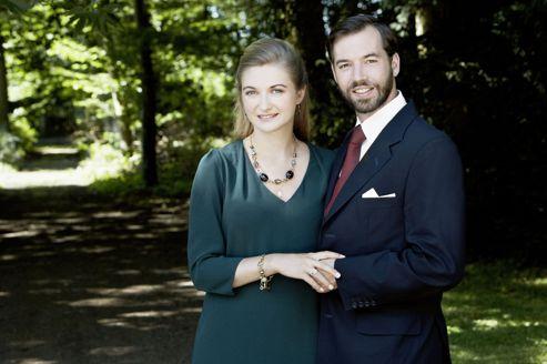 Mariage princier au Luxembourg