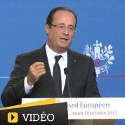 Zone euro : l'optimisme d'Hollande contesté
