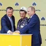Rosneft, géant mondial du pétrole