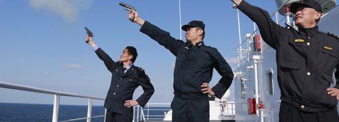 Jeux de guerre en mer de Chine orientale