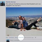 Facebook, un faux ami en cas de rupture
