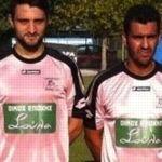 Les nouveaux maillots du club grec Voukefala. ©network54.com