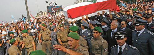 À Beyrouth, la colère contre Assad