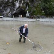 Lourdes : des millions d'euros de dégâts