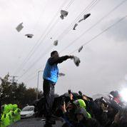 Corée: la guerre des ballons n'aura pas lieu