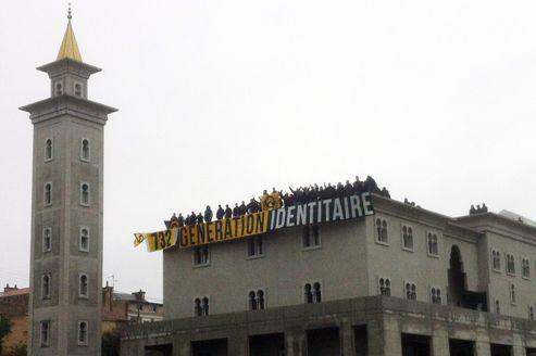 Génération identitaire : son sort dépend de Hollande