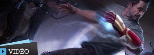 I ron Man 3 :un court teaser avant la bande-annonce