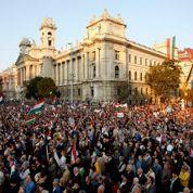 Hongrie: anti et pro-Orban dans la rue