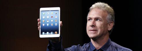 Apple présente un iPad mini à 339 euros