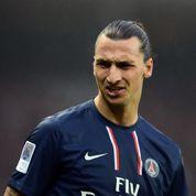 Zlatan Ibrahimovic s'installe à Versailles