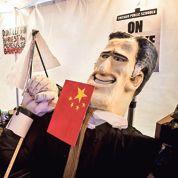 La Chine, «punching-ball» de la campagne