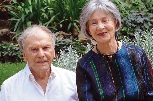 «On s'est dit qu'on formait un beau couple. Ce n'est pas le hasard, une distribution», explique Jean-Louis Trintignant, ici avec Emmanuelle Riva.