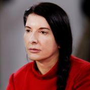 Marina Abramovic dévore l'écran