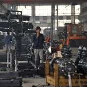 Chine: l'activité rebondit en octobre