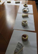 Le test du cheesecake, réalisé dans les locaux du  Figaro .
