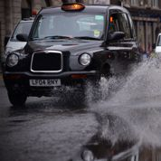 Les taxis noirs de Londres menacés
