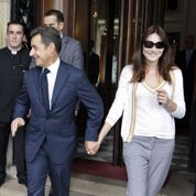 Carla Bruni sort de son silence
