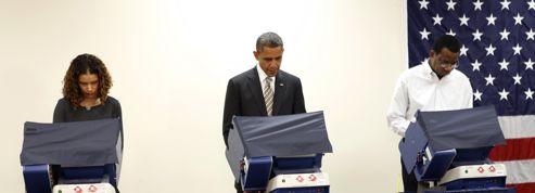 Obama, le premier président à voter en avance