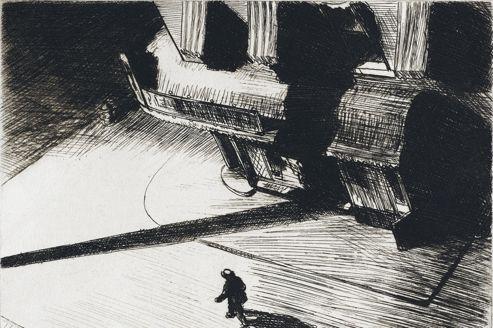 <i>Ombres la nuit</i>, 1921: un chef-d'œuvre.