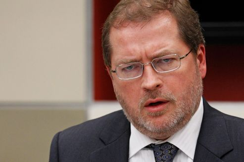 Grover Norquist, en novembre 2011, à Washington.