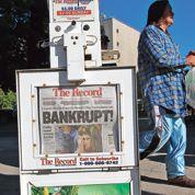La Californie au bord de l'abîme fiscal