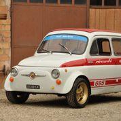 Fiat 500, minibolide, grand succès