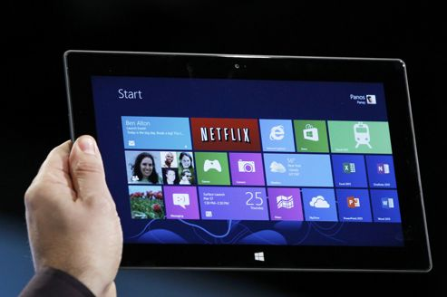 Windows 8 : la migration du Web vers les applis