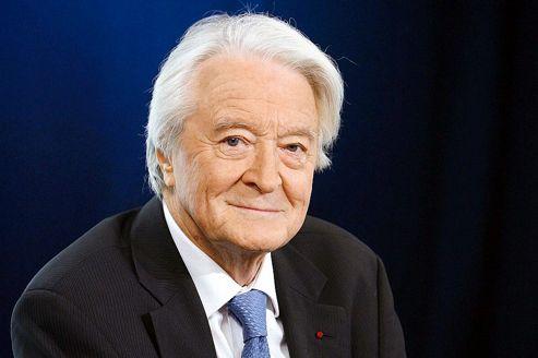 Roland Dumas, ancien ministre des Affaires étrangères de François Mitterrand.