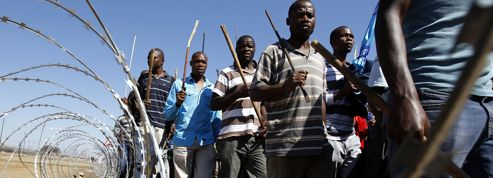 La grève des mineurs sud-africains laissera des traces