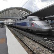 Les voyageurs d'affaires délaissent le TGV