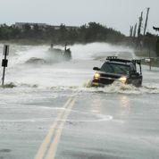 L'ouragan Sandy secoue l'élection américaine