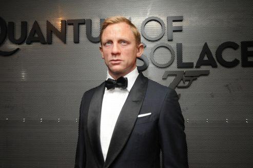 Daniel Craig, espion de cire chez Madame Tussauds