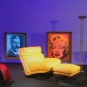 1987 : Folle Amanda sur le Divan