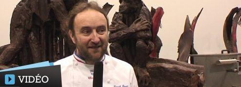 Patrick Roger, l'homme qui aime sculpter le chocolat
