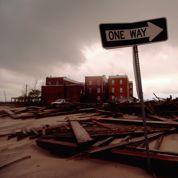 Spectaculaires dégâts après l'ouragan Sandy