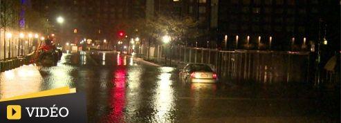 Les habitants de New York sous le choc après Sandy