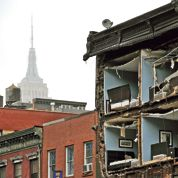 2012, New York se relève groggy du choc de l'ouragan Sandy