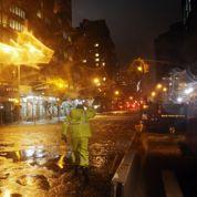 Sandy va coûter des milliards de dollars