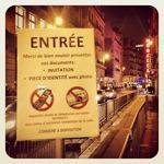 Photos et vidéos interdites pour les Stones à Mogador. (Photo: manufoissotte / Instagram)