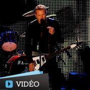 Metallica rend hommage à Green Day