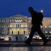 Grèce: nouvelles prévisions en baisse