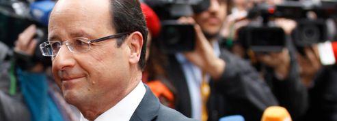 Hollande, la cote d'alerte